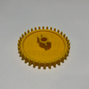Medium Yellow Gear – Crown Teeth