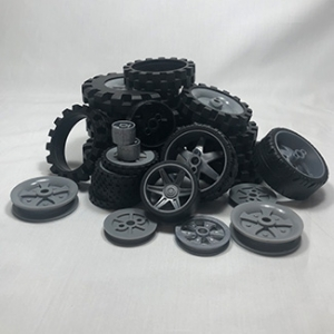 Wheels Tires & Pulleys
