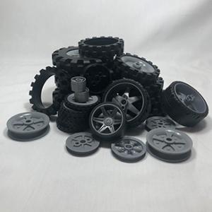 Wheels Tires & Pulleys
