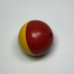 Red & Yellow Ball