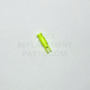 Bright Green Transition Rod For Bricks