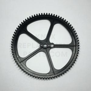 Large Black Gear
