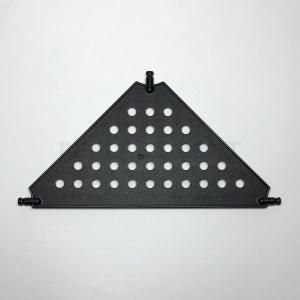 Large – Black Tri Panel