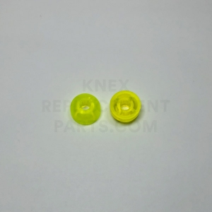 K'NEXMAN Head top Transparent Yellow