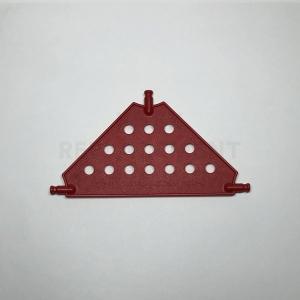 Medium – Red Tri Panel