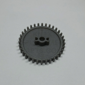 Medium Gray/Silver Gear – Crown Teeth