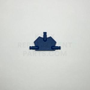 Mini – Blue Tri Panel