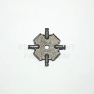 Mini – Silver Square Panel