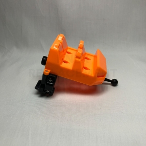 Orange Coaster Car Middle / Follower