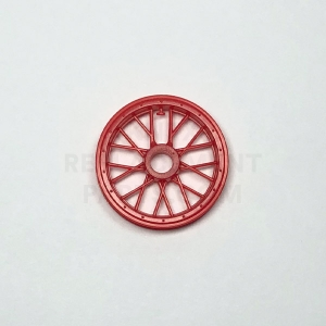 Red Wheel Narrow – 37mm