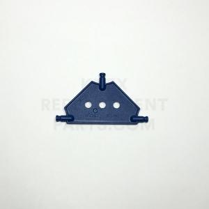 Small – Blue Tri Panel