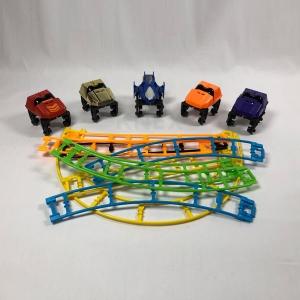 Micro KNEX Coaster Parts