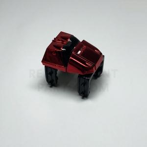 Metallic Red Coaster Car