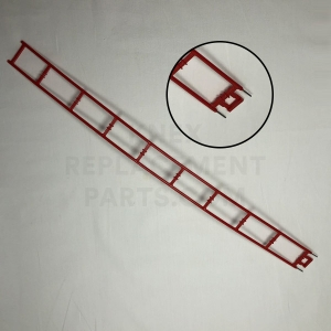 Red Track (410mm) with pin joints