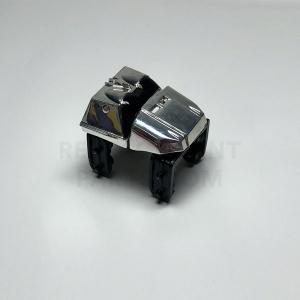Silver Coaster Car