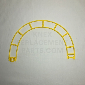 Yellow Semi Circle Track