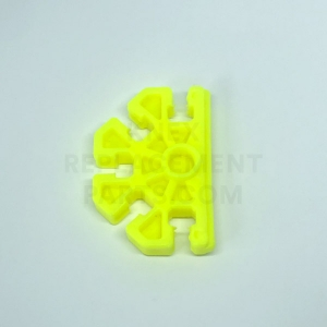 Bright Yellow 5-way Connector