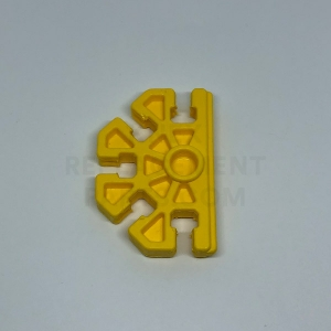 Yellow 5-way Connector