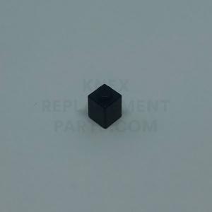 1 x 1 – Black Brick