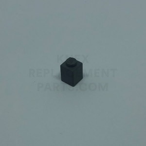 1 x 1 – Dark Gray Brick