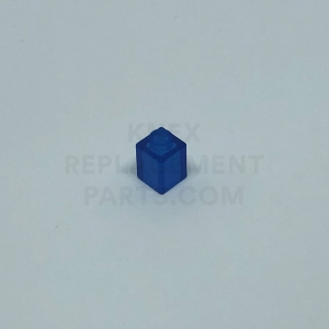 1 x 1 – Transparent Blue Brick