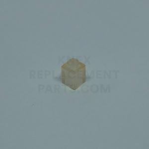 1 x 1 – Transparent Clear Brick