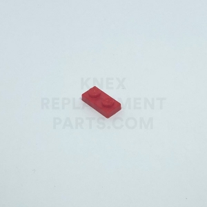 1 x 2 – Red Flat Plate