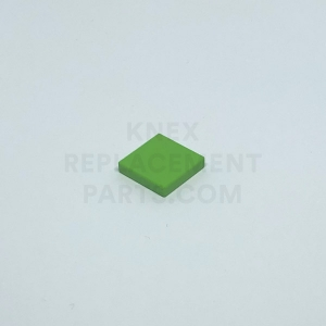 2 x 2 – Lime Green Flat Tile