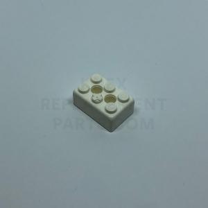 2 x 3 – White Brick