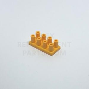 2 x 4 – Yellow Brick w/ Long Studs