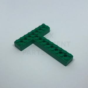 T-Shape Green Brick