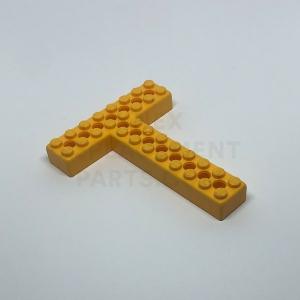 T-Shape Yellow Brick