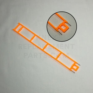 Orange Track (215mm) with pin joints