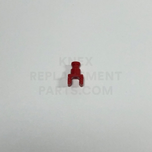 Red Clip With Rod End