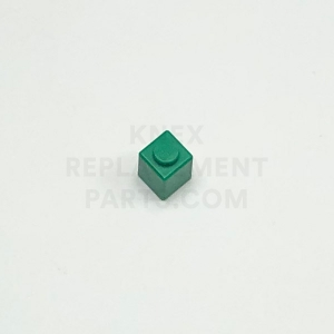 1 x 1 – Green Brick