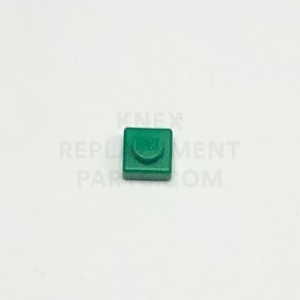 1 x 1 – Green Plate