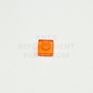 1 x 1 – Transparent Orange Plate