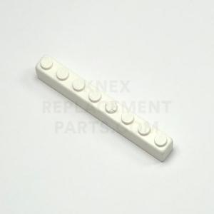 1 x 8 – White Brick