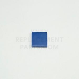 2 x 2 – Blue Flat Tile