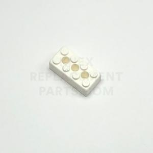 2 x 4 – White Brick
