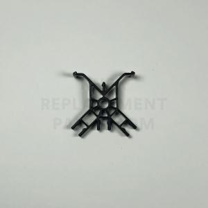 Black Cross-Tie Connector