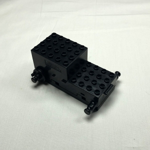 Black Motorized Car Base