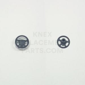 Steering Wheel – Small Black