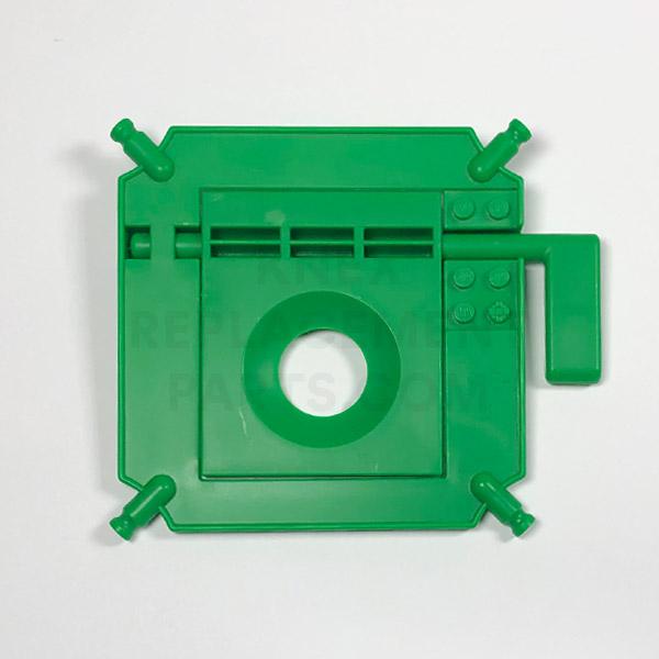 knex-green-lever-door-panel-990CP3