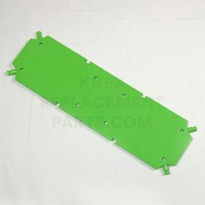 Long Green Base Panel