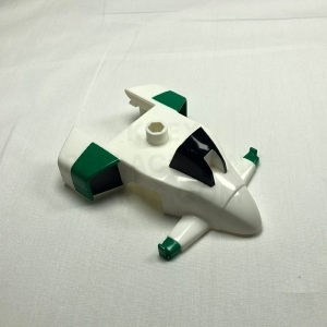 Green Mario Kart Indy Car Body