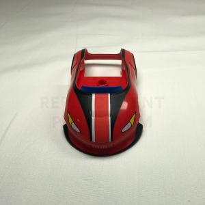 Red Mario Kart Car Body