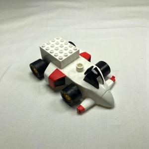 Red Mario Kart Indy Car Body