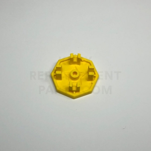 Yellow Star Emblem From Mario