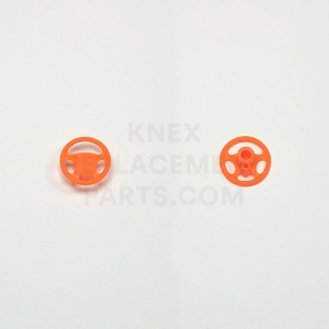 Steering Wheel – Small Orange